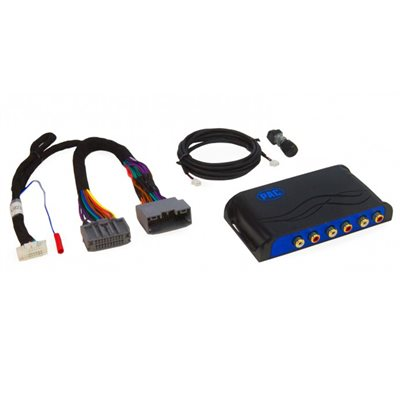PAC AmpPRO 2007–17 Amp Interface for Chrysler / Dodge / Jeep / Ram