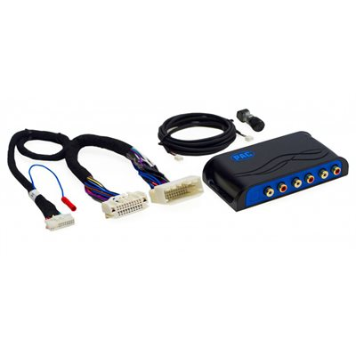 PAC AmpPRO 2010-15 Amp Interface for Chrysler / Dodge / Jeep / Ram