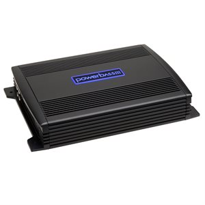 PowerBass 2 Channel 200W Class A / B Amplifier