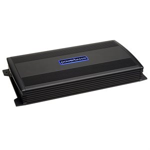 PowerBass 4 Channel 600W A / B Amplifier
