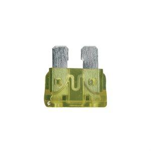 Install Bay 20 Amps ATC Fuses (25 pk)