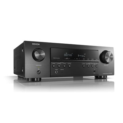 Denon 5.2 Receiver with Bluetooth Technology