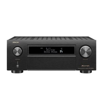 Denon 11.2 Ch. 4K A / V Receiver w / 3D Audio / HEOS / Alexa
