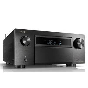 Denon 13.2 Channel 4K A / V Receiver w / HEOS / Dolby Atmos / DTS-X