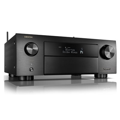 Denon 9.2 Channel 125W 8K UHD AV Receiver