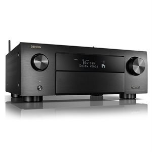 Denon 9.2 Channel 125W 8K UHD AV Receiver