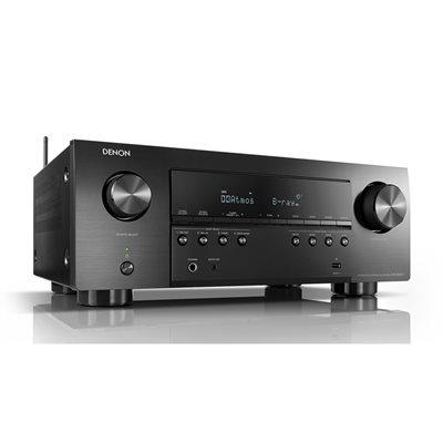 Denon 7.2 Channel 90W 8K UHD AV RECEIVER