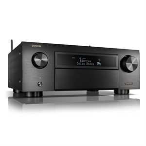 Denon 11.2 Channel 140W AV 8K Receiver