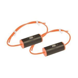 "PAC 4"" 4–8 Ohm Bass Blocker (orange, pair)"