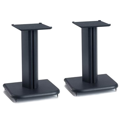 "Sanus 16"" Tall Speaker Stands (black, pair)"