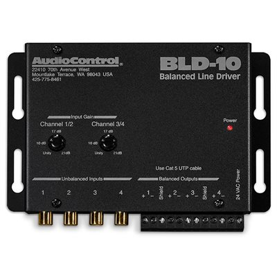 AudioControl Balanced Line Driver