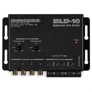 AudioControl Balanced Line Driver