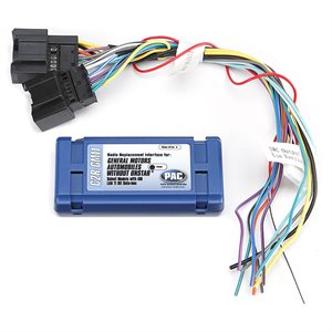PAC Select GM Without On-Star Radio Replacement Interface