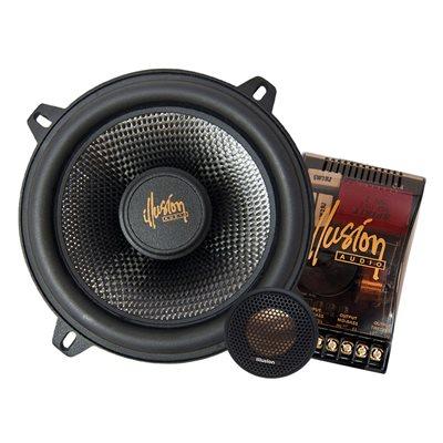 "Illusion Audio CARBON 5.25"" 2-way Component Kit"