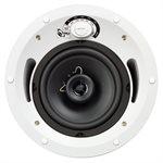 "TruAudio 70 Volt 2-Way Speaker w / 6.5"" Woofer UL Listed"