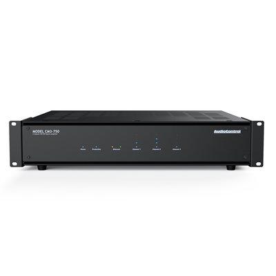 Audio Control 70V 3 Channel High Power Dual Mode 70 Volt DSP Amplifier