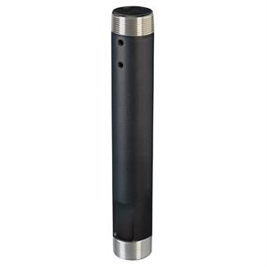 "Chief 12"" Fixed Extension Column (black)"