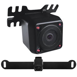 Rydeen Bundle (Infrared / Invisible LED MINy Camera + License Plate Mount)