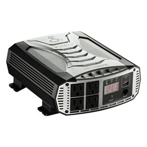 Cobra 1500W Power Inverter