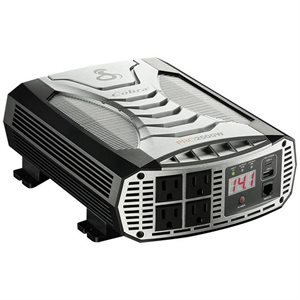 Cobra 2,500W Power Inverter