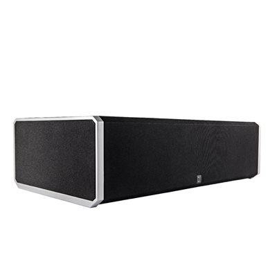 """Def Tech Center Channel Speaker w / Integrated 8"""" Sub"""