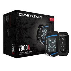 CompuStar 2-Way LCD 3000' Alarm, BLADE Ready, DR-X1