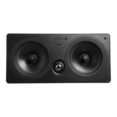 "Def Tech 6.5"" Rectangular In-Wall LCR Speaker (single)"