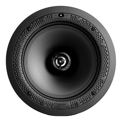 "Def Tech 8"" Round In-Wall / In-Ceiling Speaker (single)"