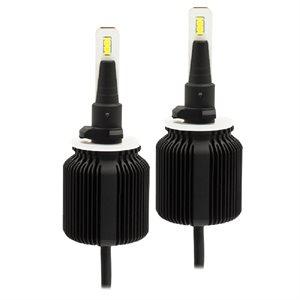 Daytona Lights LED Headlight Bulb 880 Single-Beam - Pair