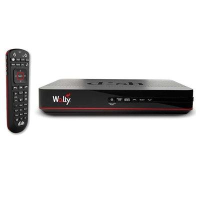DISH Wally HEVC Single-Tuner w / 52.0 Remote