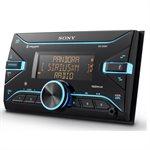 Sony FM / AM Double DIN In-Dash Bluetooth Digital Media Car Stereo Receiver