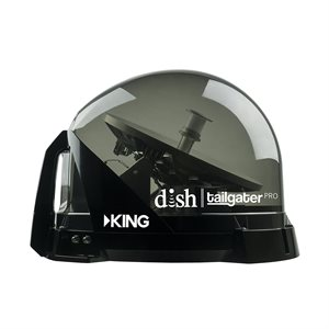 KING PRO DISH Tailgater (smoke) 110, 119, 129, & 61.5