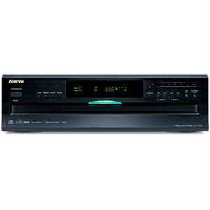 Onkyo 6-Disc CD Carousel Changer