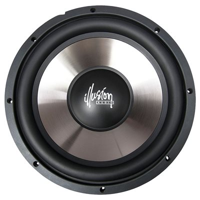 """Illusion Audio ELECTRA 12"""" Subwoofer"""