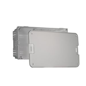 "On-Q 8"" Plastic MDU Enclosure and Cover"