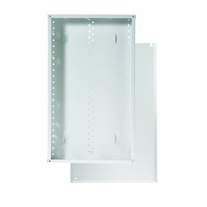 """On-Q 28"""" Metal Enclosure with Screw-On Cover"""