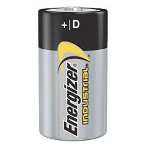 Energizer Industrial D Alkaline 1.5V Battery