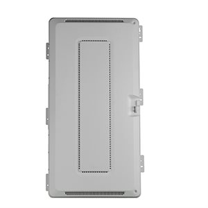 "On-Q 30"" Plastic Enclosure with Hinged Door"