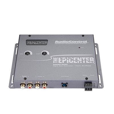 AudioControl Bass Restoration Processor (black)