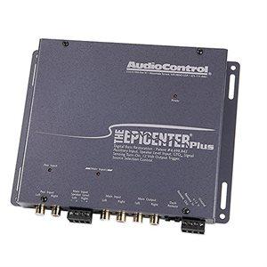 AudioControl Bass Processor with Aux Input (black)