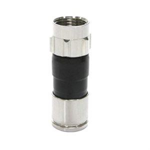 PPC EX6L Plenum RG-6 Compression Fitting (50 pk)