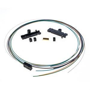 """Cleerline 25"""" 6-Fibers Buffer Tube / Ribbon Fan-Out Kit"""