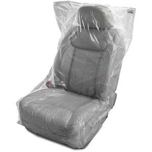 Slip-N-Grip Premium Seat Cover, 250 per Roll