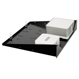 "Flexson 19"" Rack Shelf for SONOS Connect & ConnectAmp"