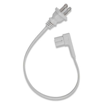 "Flexson 13.7"" Short Power Cord for Sonos Play:1 (white)"
