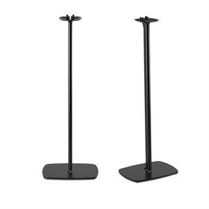 Flexson Floorstand for Sonos One Speaker (black, pair)