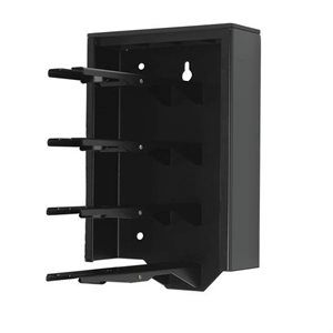 Flexson Dock for 4 Sonos Amps (black)