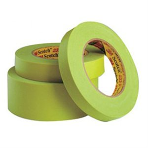 "Mobile Solutions 1""x180' 3M Tape (green)"