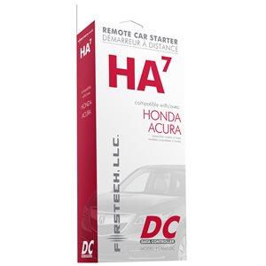 CompuStar Honda / Acura RS Firmware & T-Harness w / x3 LockStart