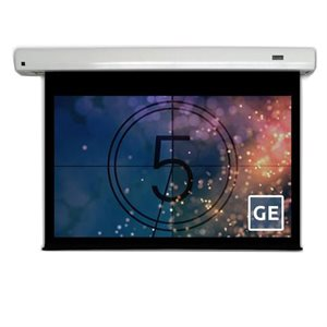 "Severtson 106"" 16:9 Cinema-Series II Motorized (matte grey)"